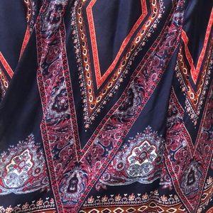 Xhilaration Tops - BNWT navy kimono